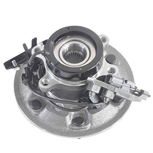 DRIVESTAR 515110-1P Front Driver or Left Side Wheel Hub & Bearing for Colorado Canyon 4WD 4x4 ABS