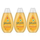 Johnson's Baby, Shampoo, 3er pack (3 x 300 ml)
