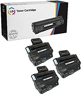 LD Compatible Toner Cartridge Replacement for Samsung ML-2850 Series ML-D2850B High Yield (Black, 3-Pack)