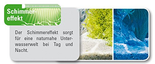 Tetra AquaArt Evolution Line LED Aquarium-Komplett-Set 100 Liter anthrazit (moderne LED Beleuchtung, integrierte Tag-Nachtlichtschaltung, gebogene Frontscheibe) - 13