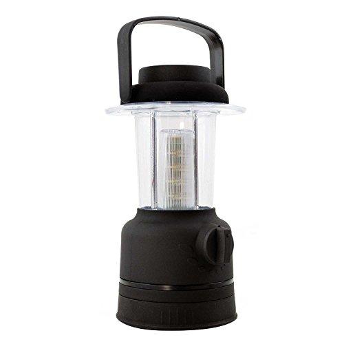 "NEAN Camping Lampe\""Retro\"" 12 LED mit stufenlos dimmbarer Lichtintensität"