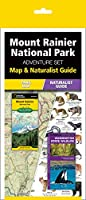 Mt. Rainier National Park Adventure Set: Map & Naturalist Guide