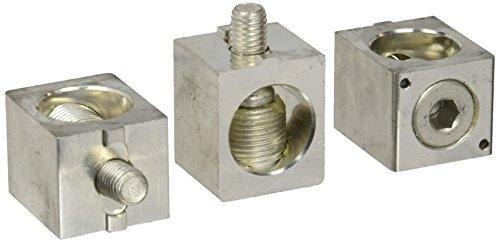 Schneider Electric LV432479 3 klemmen voor Sep fase NSX400/630 INV/INS, stroomonderbreker, 1 x 35-300 mm2 kabel (3 stuks)