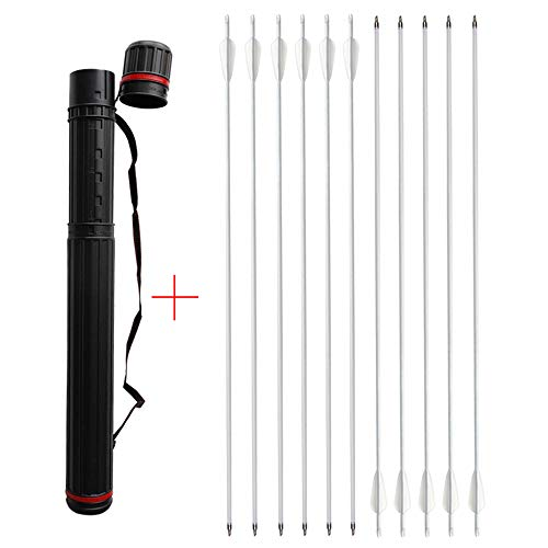 Aprettysunny Aprettysunny arco duro para ni/ños flecha tiro 15 libras durable