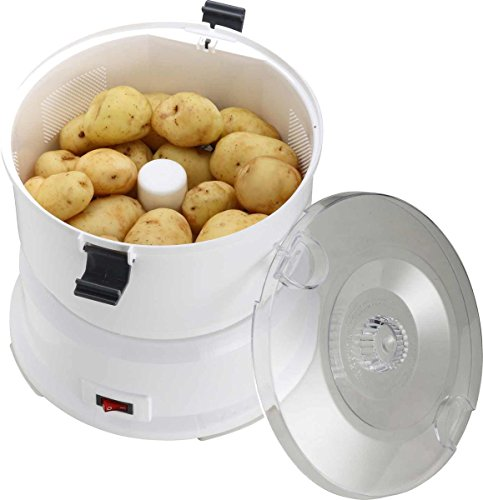 646120 Kartoffel-Schälmaschine, Kunststoff