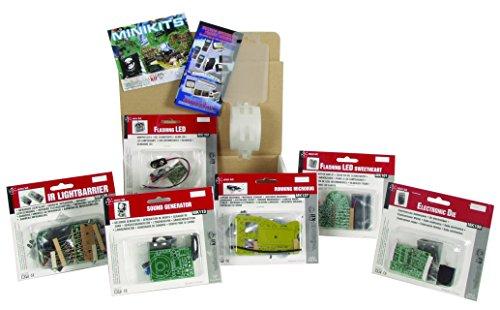 VELLEMAN - MKSET1 Minikits Mini-Kits Starter Set 840502