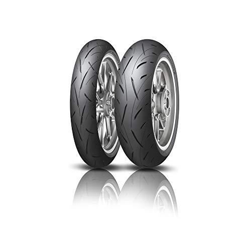 Dunlop 22692 Neumático 180/55 ZR17 73W, Sx Roadsport 2 para Moto, Verano