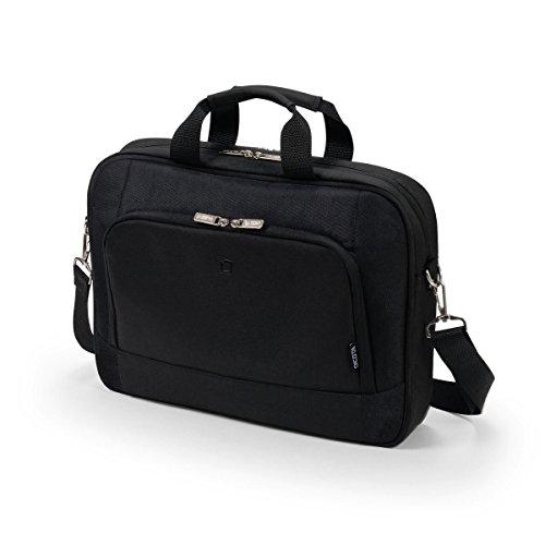DICOTA D31324 Top Traveller BASE Notebooktasche (14.1 Zoll) Schwarz