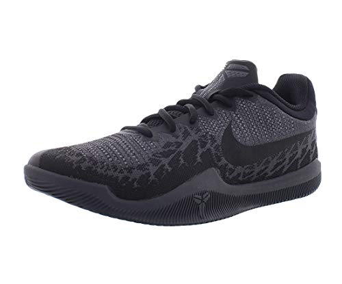 Nike Kobe Mamba Rage Mens Basketball Shoes Black, 8