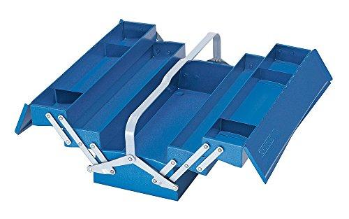 Gedore - Caja de herramientas vacía (5 compartimentos, 210 x 535 x 225 mm)