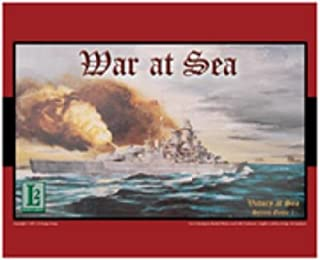 C1 Design Group L2D: War at Sea Board Game, 4th Edition