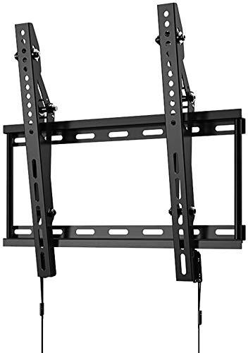 32-48 Inch TV Wall Bracket ndash; Ultra Slim, Flat To Wall Mount voor VESA Compatibele schermen 30 Kg Gewicht Capaciteit Handdoek rack sudaijins