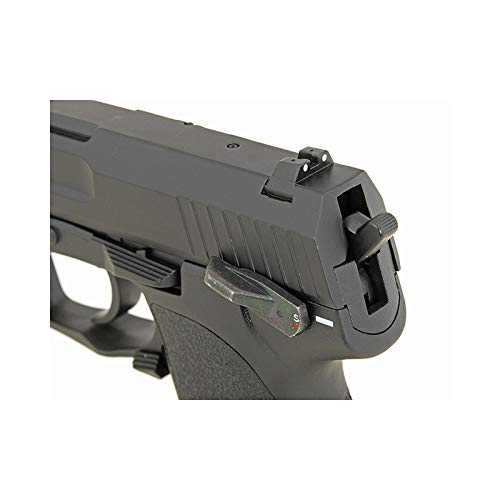 CYMA CM125 Pistola ELETTRICA USP AEP Semi Full Auto ABS/Met Softair 0,6 Joule Hop Regolabile