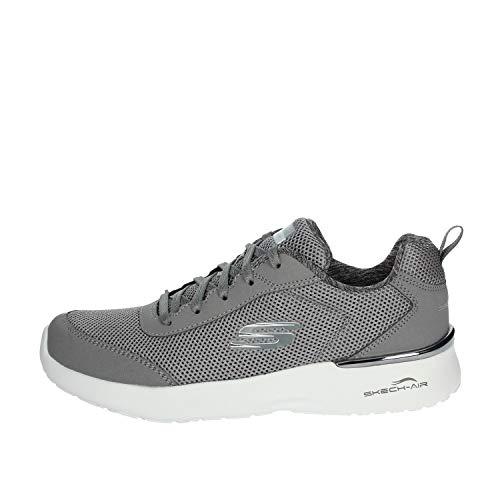 Skechers Sport Damen Skech-AIR Dynamight Fast Brake Sneakers Women Grau, Schuhgröße:40 EU