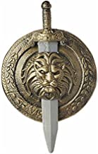 California Costumes Men's Gladiator Combat Shield & Sword 12