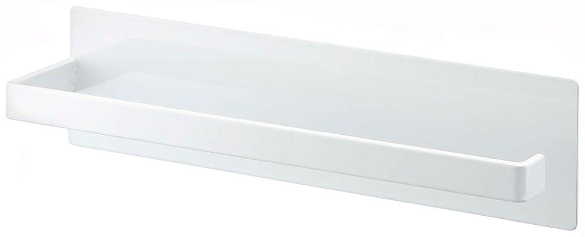 作曲する超える誘う山崎実業(Yamazaki) マグネットキッチンペーパーホルダー ホワイト 約W6×D5.2×H24.5cm タワー 7127