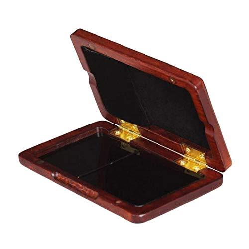 Berrywho Blattetui Saxophon Klarinette Instrument Reed-Aufbewahrungstasche für Reisen Verwenden Reeds Sicherheit
