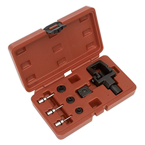 Sealey MS025 Heavy-Duty Motorfiets Ketting Splitter & Riveting Tool Set