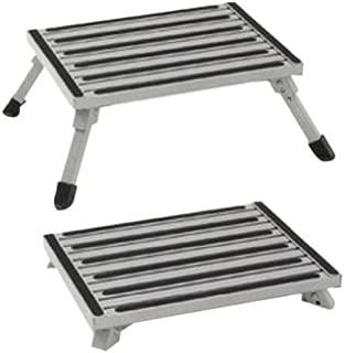 Stromberg Carlson Product PA-100 Aluminum Folding Platform Step