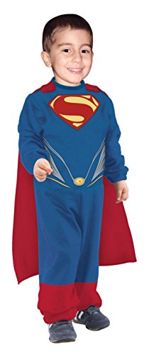 Deguisement Superman Man of Steel Tiny Tikes Jumpsuit 6-12 mois