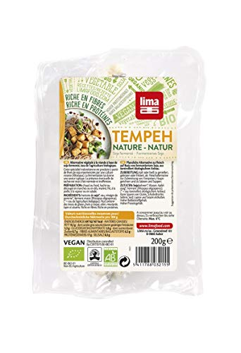Lima Tempeh Natur - 6 x 200 g Bio