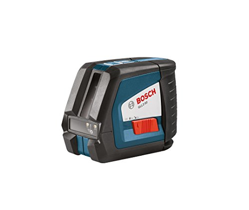 Bosch Self-Leveling Cross-Line Laser Kit GLL 2-50 (Discontinued by...