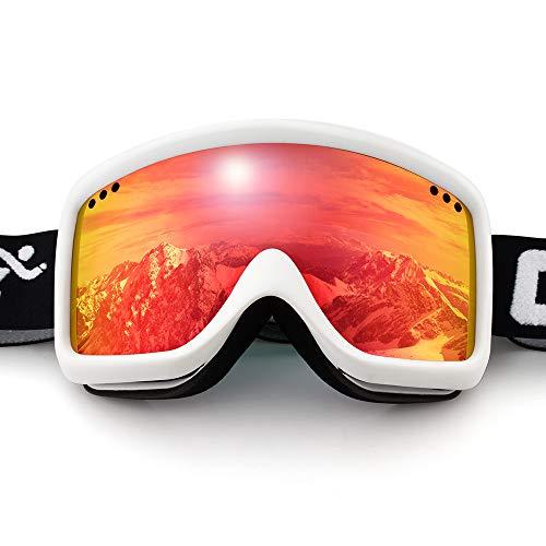 COPOZZ Kids Ski Goggles