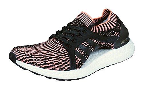 Adidas Ultraboost X, Damen Laufschuhe, Schwarz (Negbas/azusen/narbri), 36 2/3EU