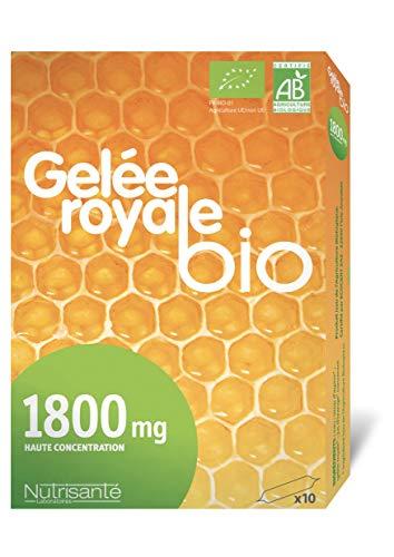 Bio Gelée Royale 10 Nutrisanté Ampullen