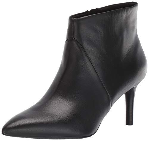 Rockport Women's TM Ariahnna Plain B Ankle Boot, Black, 10 W US