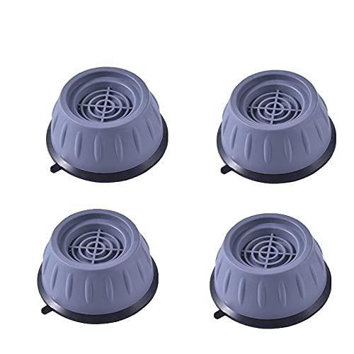4 unids pies para lavadora Pad Pad Pad Caucho anti vibración Ruido Reducir Shake Free Shock (Color : 4pcs)