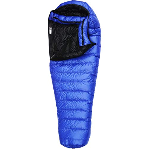Western Mountaineering Ultralite Sleeping Bag: 20 Degree Down One Color, 6ft 6in/Right Zip