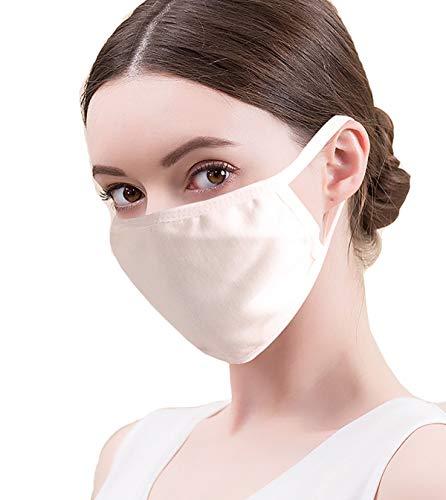 (ケイミ)KEIMI マスク白洗える 抗菌ポリウレタン素材 防塵 花粉症対策 抗菌 軽量 快適 通気性 息苦しくな...
