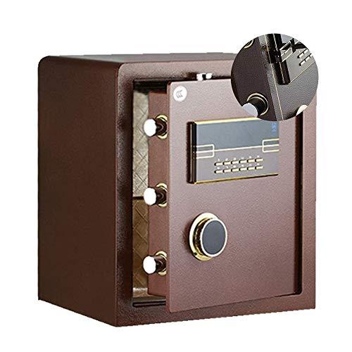 ZXNRTU Säkerhetsboxar för hemmet, Kassaskåp Electronic Home Safe Home Office Kassaskåp Väggmonterad elektroniska kombinationslås 45 cm Kassaskåp All-stål säkerhet Skåp Cabinet
