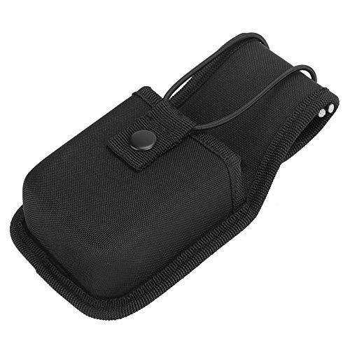 Queen.Y Walkie Talkie Bag HT1000 Nylon Black Multifunctional Radio Pouch for Motorola MT2000 MTS2000 GP900