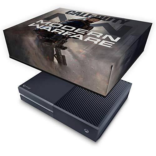 Capa Anti Poeira para Xbox One Fat - Call Of Duty Modern Warfare