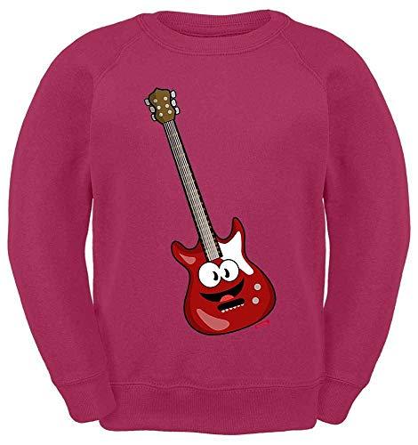 Hariz - Suéter para niños, guitarra eléctrica, instrumentos de sonrisa para niños,...
