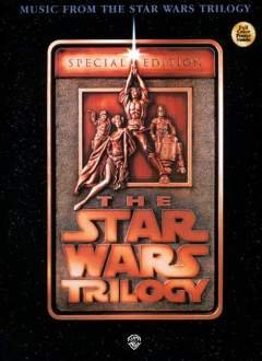 STAR WARS TRILOGY - MUSIC FROM - arrangiert für Songbook [Noten / Sheetmusic] Komponist: WILLIAMS JOHN