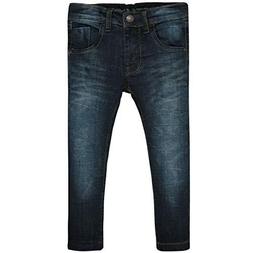 Jungen Jeanshose Nils | Regular Fit Hose - Stretch | Blue Denim 116