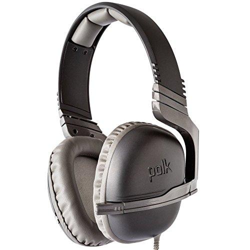 Polk Audio Striker P1 - Auriculares de diadema cerrados Gaming PC/PS4