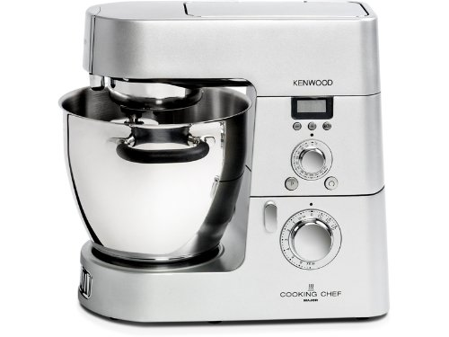 Kenwood KM084 - Robot da Cucina Cooking Chef argento
