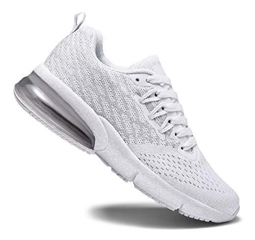 Schuhtempel24 Damen Schuhe Low Sneaker weiß flach