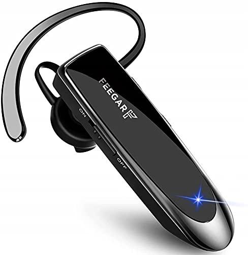 Feegar BF300PRO Bluetooth 5.0 auricular con micrófono Auriculares Inalámbrico 24h HD Micro