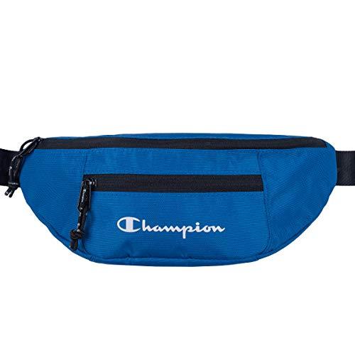 Champion Unisex Bum Bag Belt Bag 804800, Color:Blau (BBE)