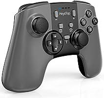 HEYSTOP Manette Compatible avec Nintendo Switch/Switch Lite, Manette Switch Pro sans Fil Contrôleur avec...