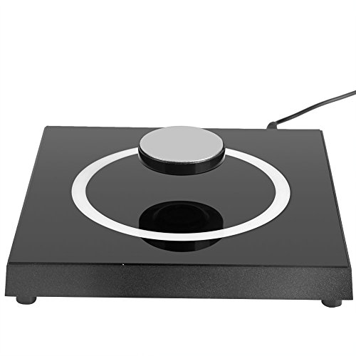 Hongzer Lévitation magnétique, LED tournante Magnétique Lévi