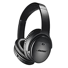 Three levels of world-class noise cancellation for better listening experience in any environment Alexa-enabled for voice access to music, information, and more Noise-rejecting dual-microphone system for clear sound and voice pick-up Balanced Audio p...
