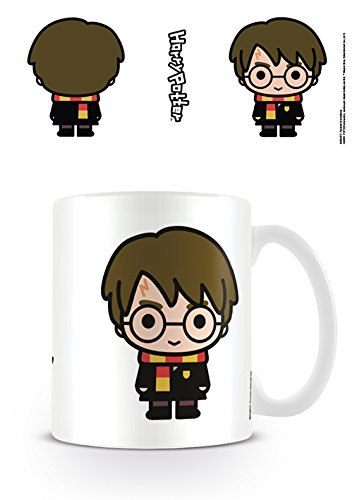 HARRY POTTER MG24573 Kawaii Mug, Céramique, Multicolore, 11oz/315ml
