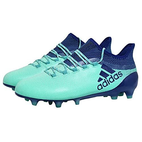 Adidas X 17.1 FG, Botas de fútbol Hombre, Azul (Aerver/Tinuni/Vealre 000), 42 2/3 EU