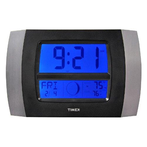 Timex Wireless Weather Digital WallClock